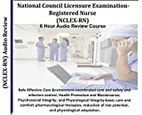 NCLEX-RN Review National Council Licensure Examination-Registered Nurse (NCLEX-RN) Examination; Comprehensive Review for Nclex-Rn 6 Hours, 6 Audio CDs MP3 on Request