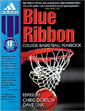 Blue Ribbon 99 00 College Basketball Yearbook America S Most