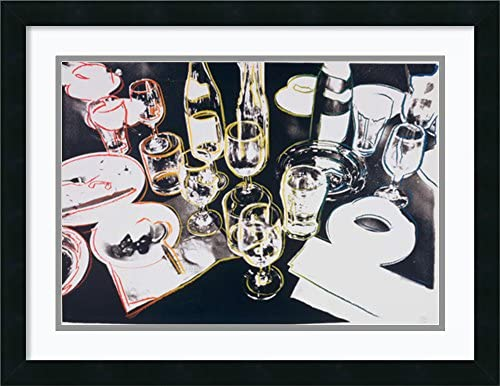 Framed Wall Art Print After The Party