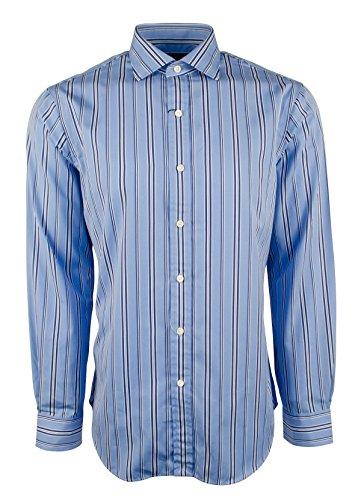 Polo Ralph Lauren Men's Striped Estate Shirt-SB-XL (Sb Mens Lauren Ralph)