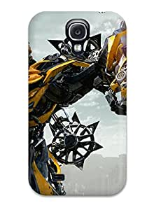 Premium Protection Transformers Age Of Extinction Case Cover For Galaxy S4- Retail Packaging