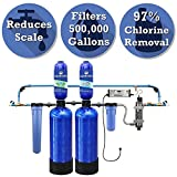 Aquasana Rhino 6-Stage 500,000 Gal. Well Water Filtration System...