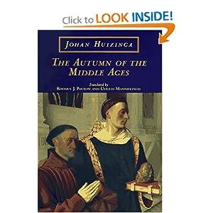The Waning of the Middle Ages Johan Huizinga