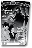 Farewell to Arms/Penny Serenade [VHS]