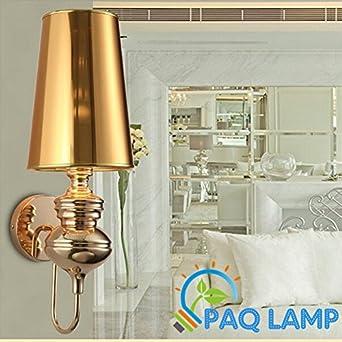 Wandleuchte Moderne Leuchten Wandleuchte Gold Silber Schwarz Weiss Farbe  Esszimmer Schlafzimmer LED Leuchte Design Von