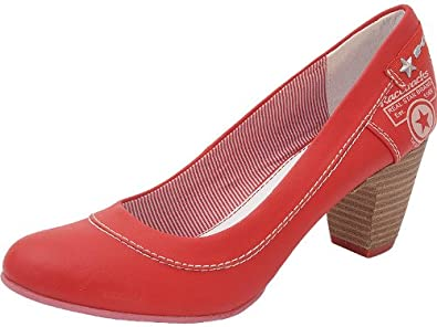 S oliver schuhe rot
