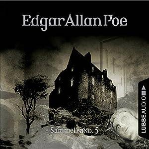 Edgar Allan Poe: Sammelband 5 (Edgar Allan Poe 13-15) Hörspiel