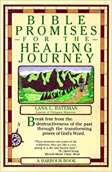 Book Bible Promises for the Healing Journey