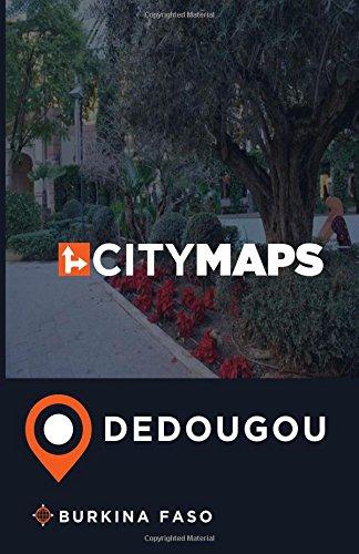 City Maps Dedougou Burkina Faso