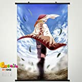 Home Decor Anime Naruto Seventh Hokage Wall Scroll Poster Fabric Painting 23.6*35.4 inch 642 Picture
