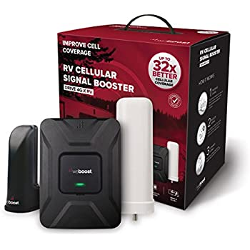 weBoost Cell Phone Signal Booster for Universal/Smartphones - RV & Motorhome