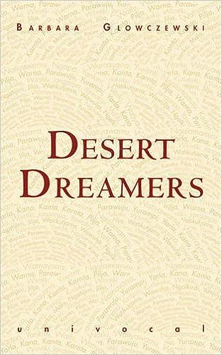 Image result for Barbara Glowczewski, Desert Dreamers,
