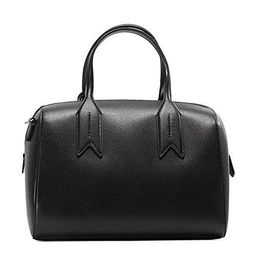 Mujer Handle negro Twin Armani Negro Emporio Handbag 1RwTtz
