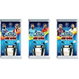 2017 / 2018 Topps UEFA Champions League Match Attax Soccer Cards Box. JUST RELEASED! 30 6-Card Packs. Includes Special Heroes Pack!Look for stars like Messi,Ronaldo,Neymar,Pulisic,Kane,Griezmann +++
