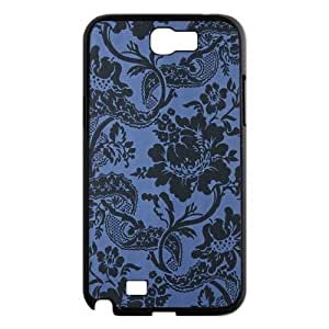 Blue Flowers Personalized For LG G2 Case Cover customized phone ygtg611999
