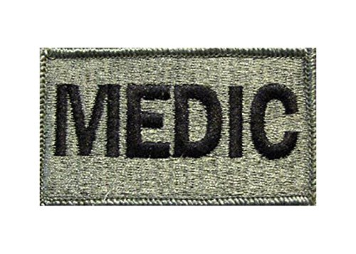 - Medic ACU Patch (SINGLE PATCH)