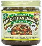 Better Than Bouillon Organic Vegetable Base, 8 oz