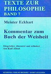 Kommentar zum Buch der Weisheit (Livre en allemand)