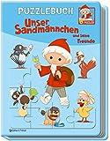 """Puzzlebuch """"Unser Sandmännchen und seine Freunde"""""""