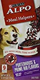 Purina ALPO Meal Helpers Dog Food Can 4 oz. each (Pack of 9)