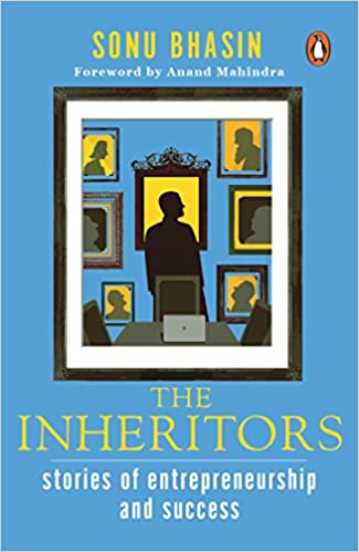 Image result for the inheritors by sonu bhasin book review