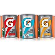 Gatorade Thirst Quencher 51oz Powder Variety Pack (Pack of 3)