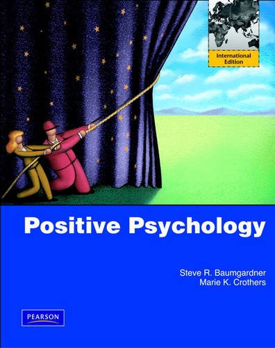 Positive Psychology: International Edition