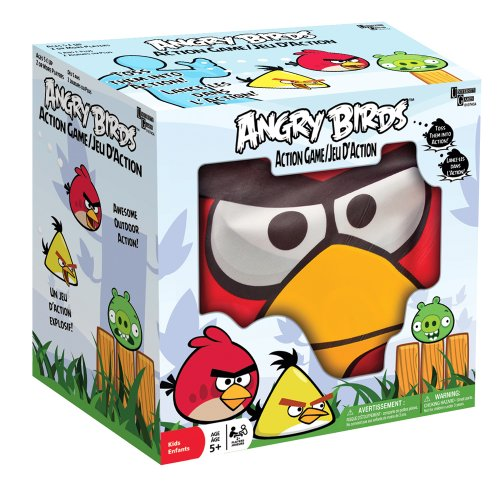 Angry Birds Indoor and Outdoor  Game