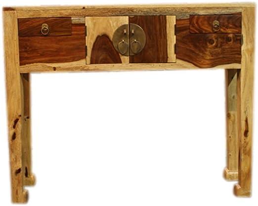 Aparador credencia estante perchero mesa auxiliar mesa: Amazon.es ...