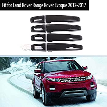 YIWANG ABS Chrome Rear Tail-gate Switch Cover Trim For RangeRover Velar 2017 2018 2019 2020 Auto Accessories