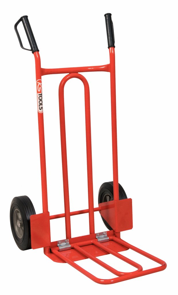 KS Tools 160.0229  Transport trolley with full rubber tyres, 250kg 4042146298138