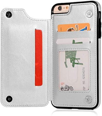 鬼滅の刃 IPhone7/8 IPhoneXR IPhoneX/XS ケース 携帯カバー カード収納 耐汚れ スマホケース アイフォン 高級PUレザー カードポケット付き 手帳型 多機種