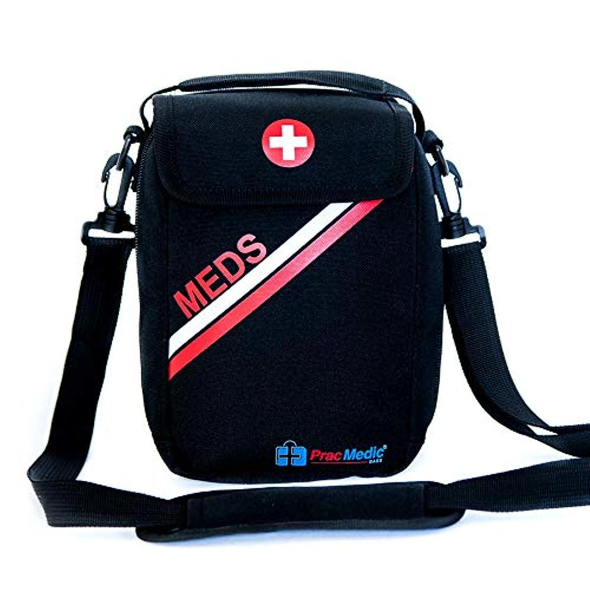 Pracmedic Bags 174 Lockable Insulated Travel Medicine Bag