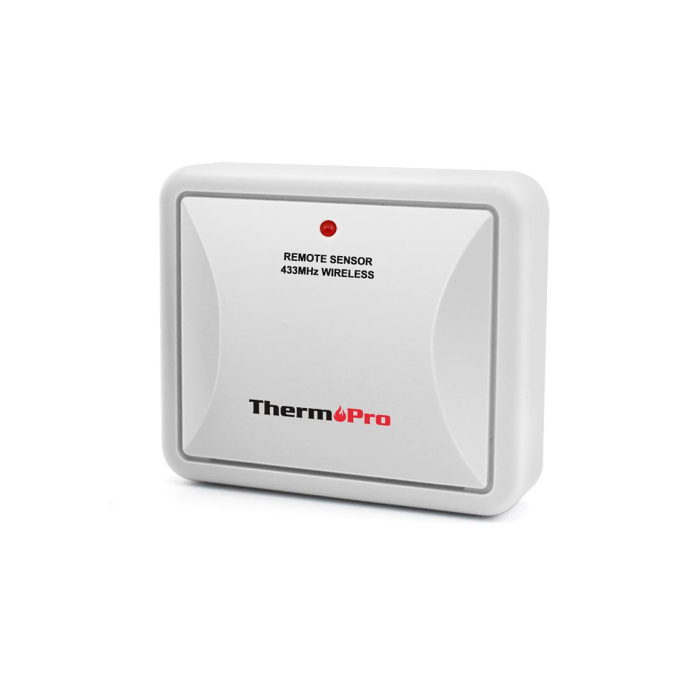 ThermoPro TPR63 Fitting Rainproof Transmitter for TP63 Indoor Outdoor Thermometer Humidity Monitor (Accessory Only, Can NOT Be Used Alone)