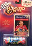 Winner's Circle 1:64 Scale Die-cast #24 Jeff Gordon Lifetime Series 1 of 6 1997 Dupont Monte Carlo Nascar