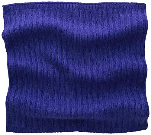 Phenix Cashmere Women's 100 Percent Cashmere Knit Neck Warmer, Plum, One Size by Phenix Cashmere