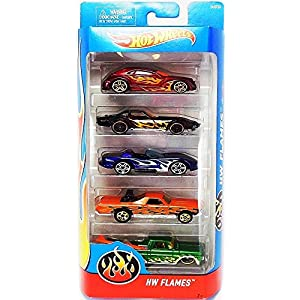 Hot Wheels HW Flames Set...
