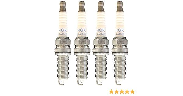 Stock # 4912 8-Pack NGK Spark Plugs ILKAR7B11