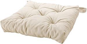IKEA Home Living Room Decor Malinda Chair Cushion, Light Beige