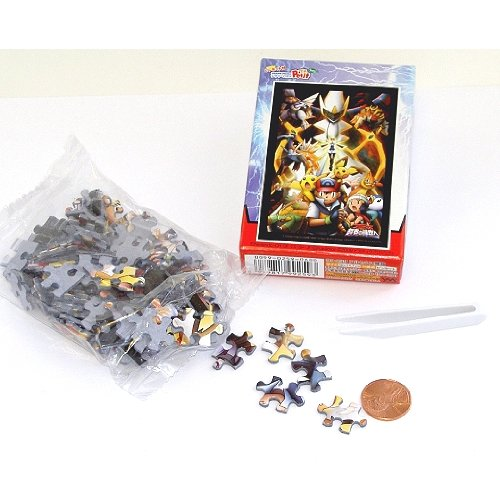 Pocket Monster: Pikachu the Movie Design Petit Puzzle 99 Pieces