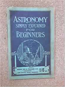 astronomy books for beginners - photo #43