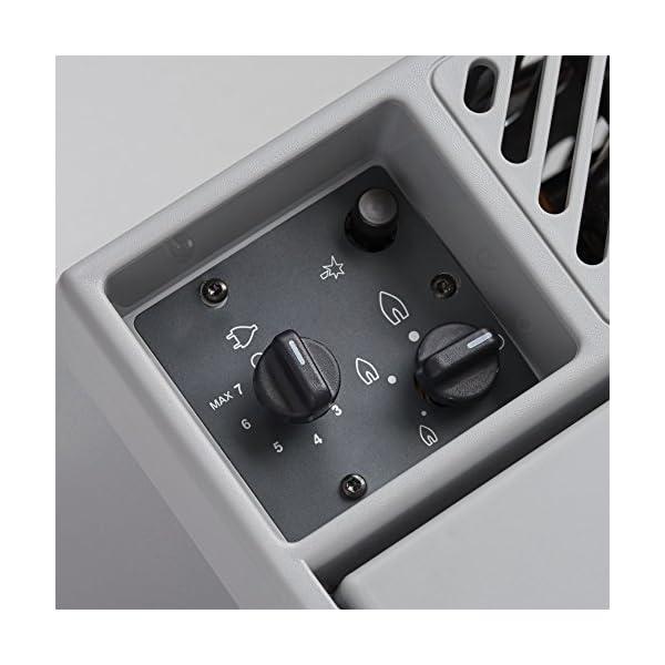 Dometic CombiCool RC 1200 EGP - lautlose, elektrische Absorber-Kühlbox mit Gas-Anschluss 50 mbar, 40 Liter, 12 V und 230…