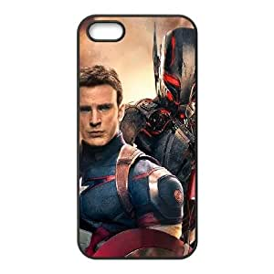 Avengers Age Of Ultron iPhone 4 4s Cell Phone Case Black yyfabc-344719