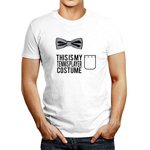 Idakoos this is my Tennis Player costume - Occupations - T-Shirt (Tennis Player Costumes)