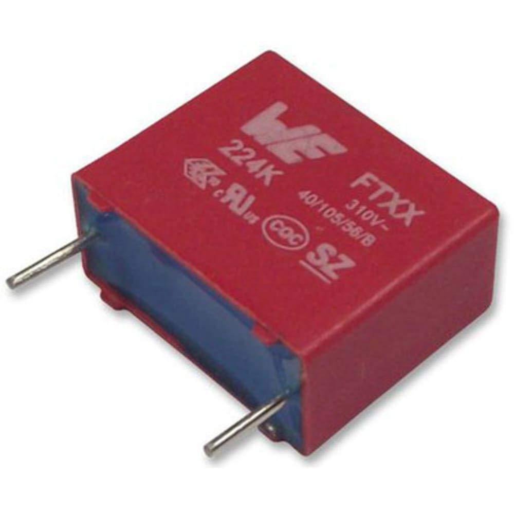 WCAP-FTXX Film Capacitor 56nF 310Vac, Pack of 100