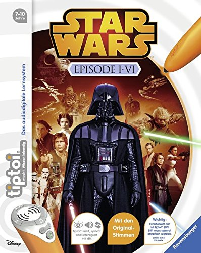 tiptoi Star Wars Episode I-VI
