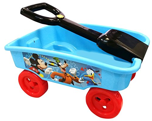 (Mickey Mouse Club House Disney Mickey Mouse Shovel Wagon )