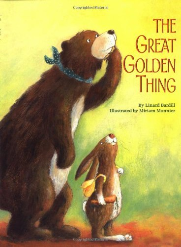 Download The Great Golden Thing (A Michael Neugebauer book) pdf epub