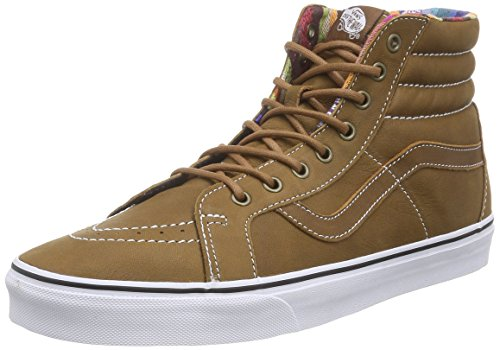 Reissue Hi Marron Unisex Guate Brown Marrón Zapatillas Adulto VansSK8 Altas 4Bx5wqnP