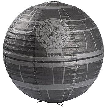 Star Wars Giant Death Star Floor Standing Paper Light